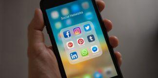 social media - lose weight