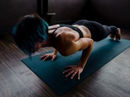 home exercise - improve immune system